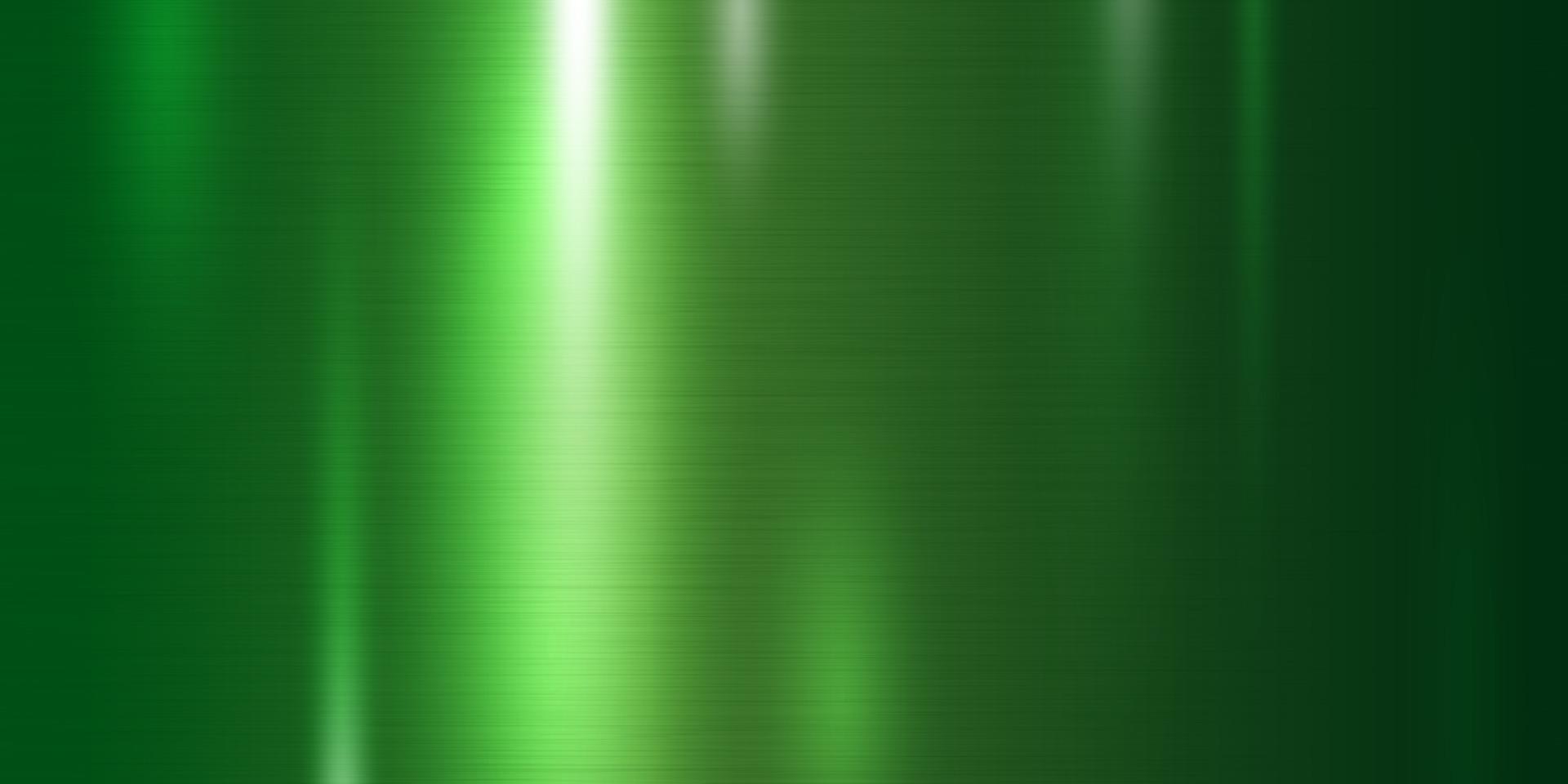 groene metalen textuur achtergrond vectorillustratie vector