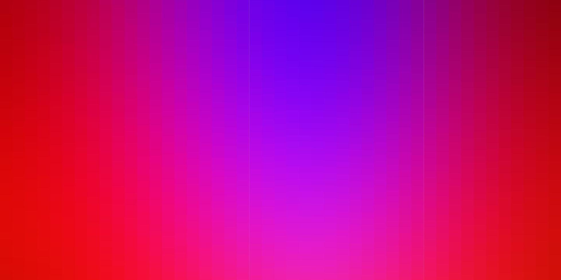 donkerroze, rode vectorachtergrond met rechthoeken. vector