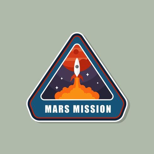 missie om patch vector te mars