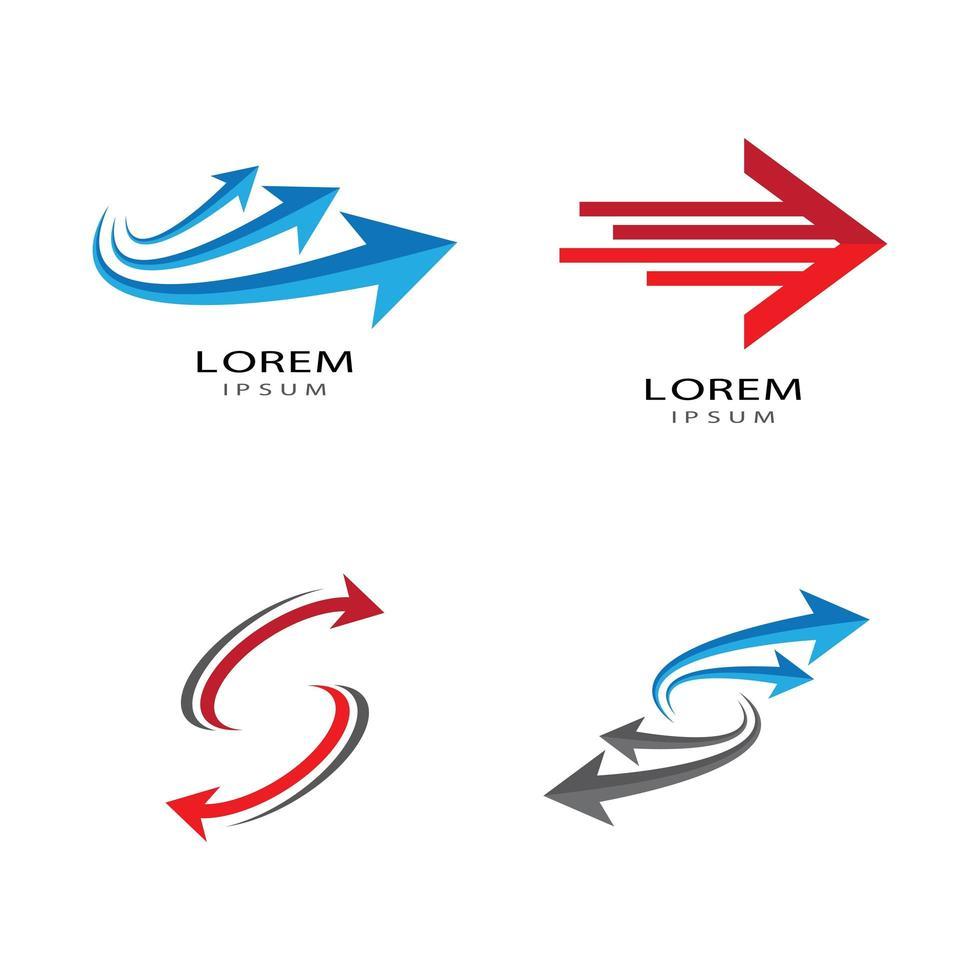 arrow logo afbeeldingen vector