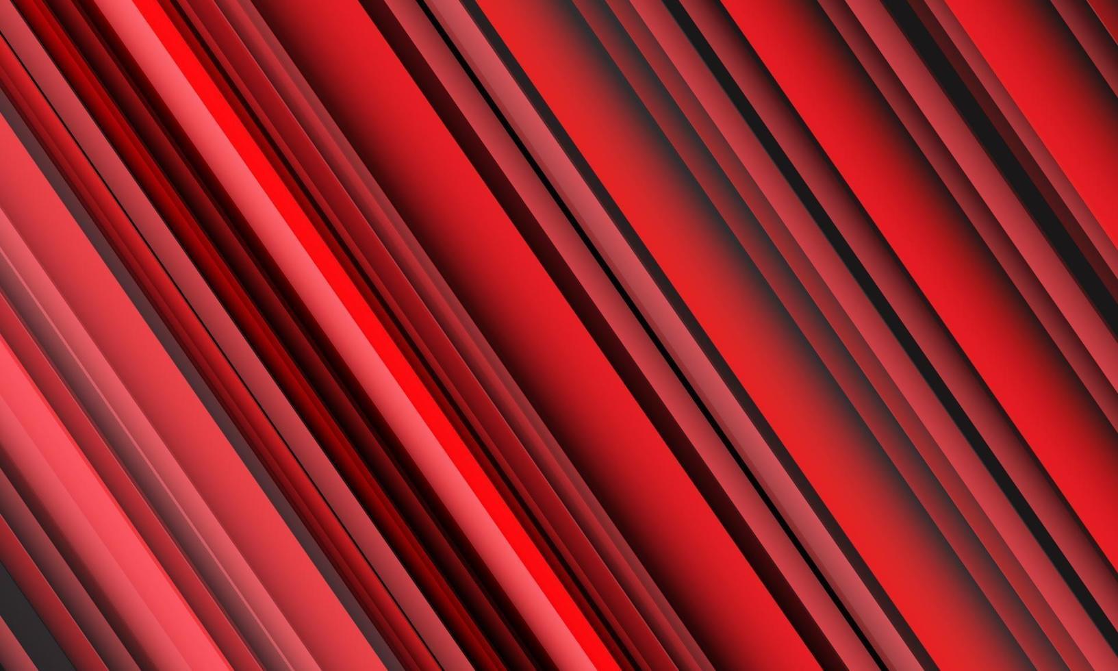 abstracte rode grijze lijn snelheid textuur achtergrond vectorillustratie. vector