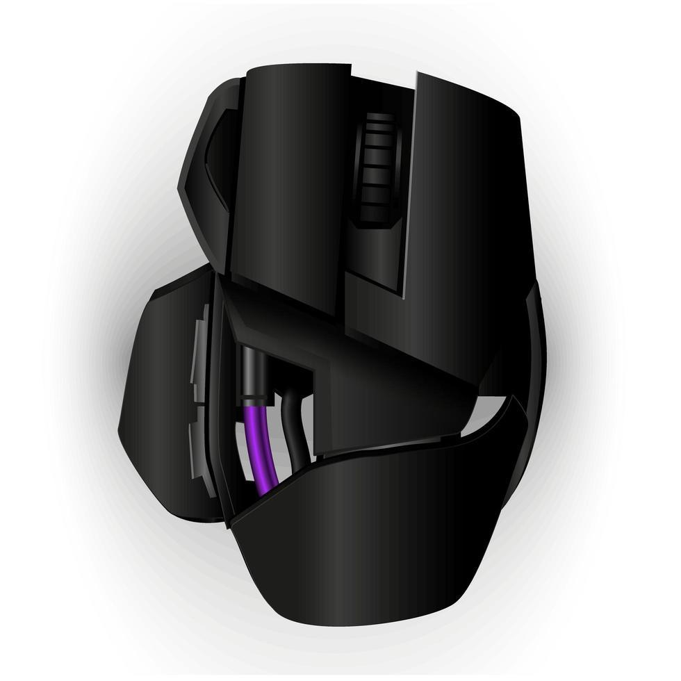 vector gamer muis