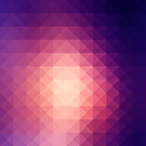 Geometrische achtergrond vector