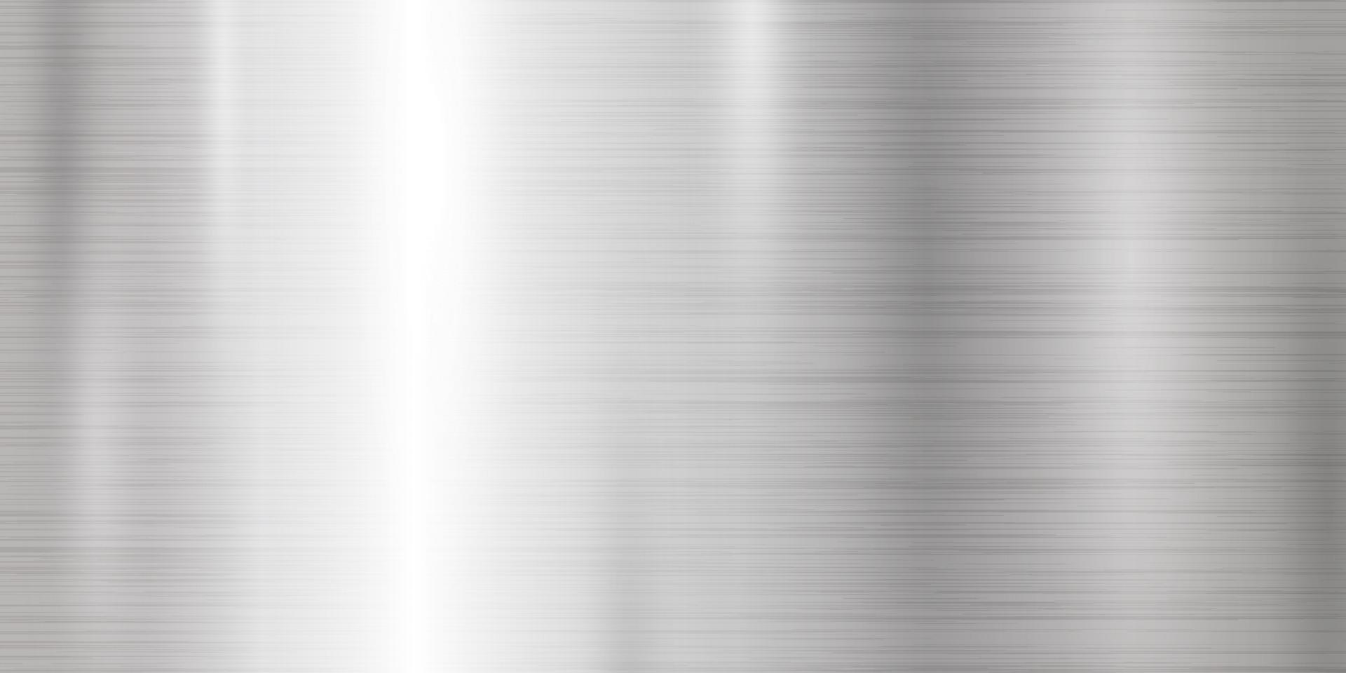 zilver metalen textuur achtergrond vectorillustratie vector