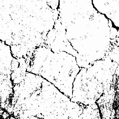 Grunge scheuren overlay vector