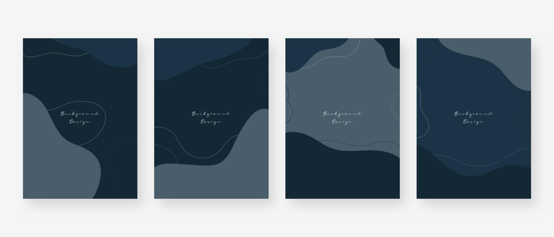 minimale concept achtergrond. abstracte memphis achtergronden met kopie ruimte voor tekst. vector illustratie.