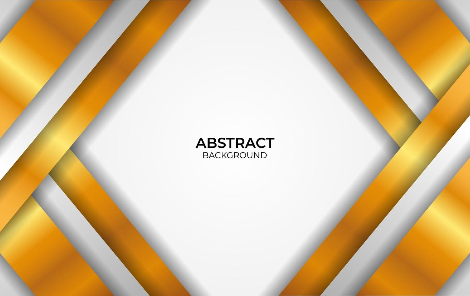 design stijl luxe wit en goud vector