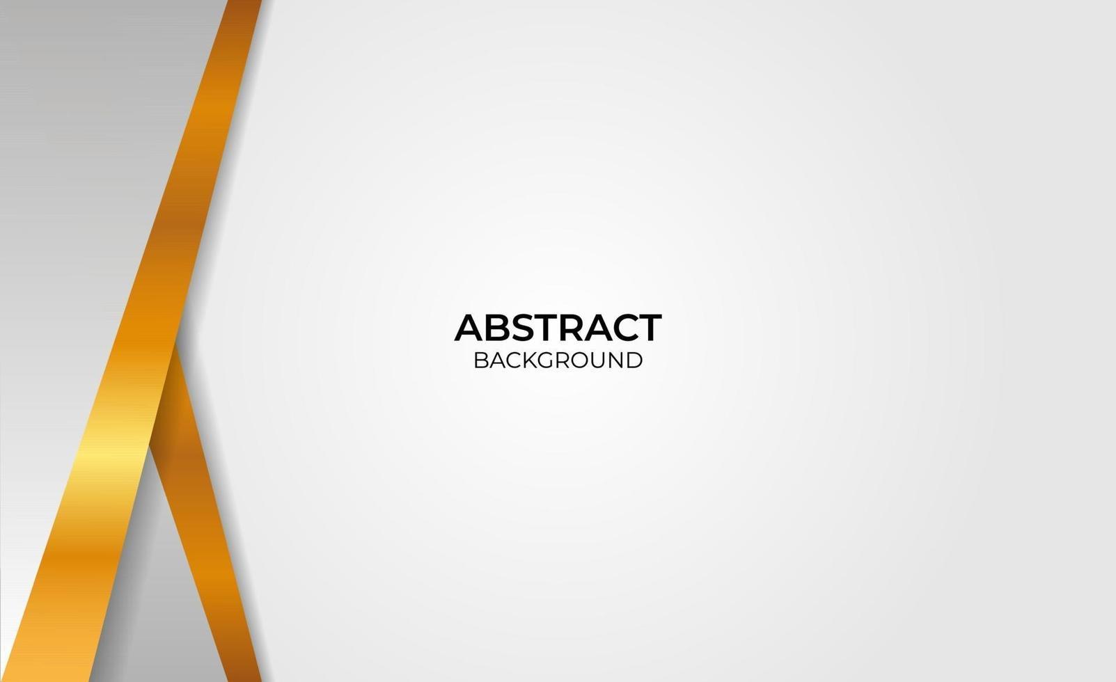 achtergrond abstracte gouden en grijze stijl vector