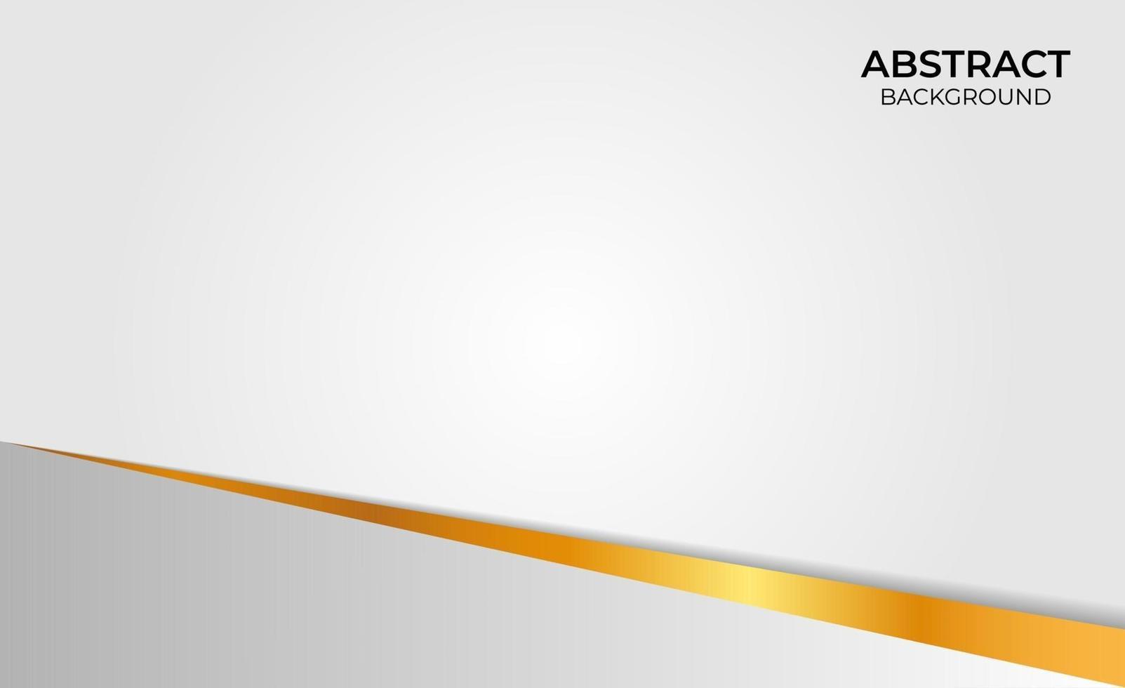 ontwerp gouden en grijze achtergrond vector