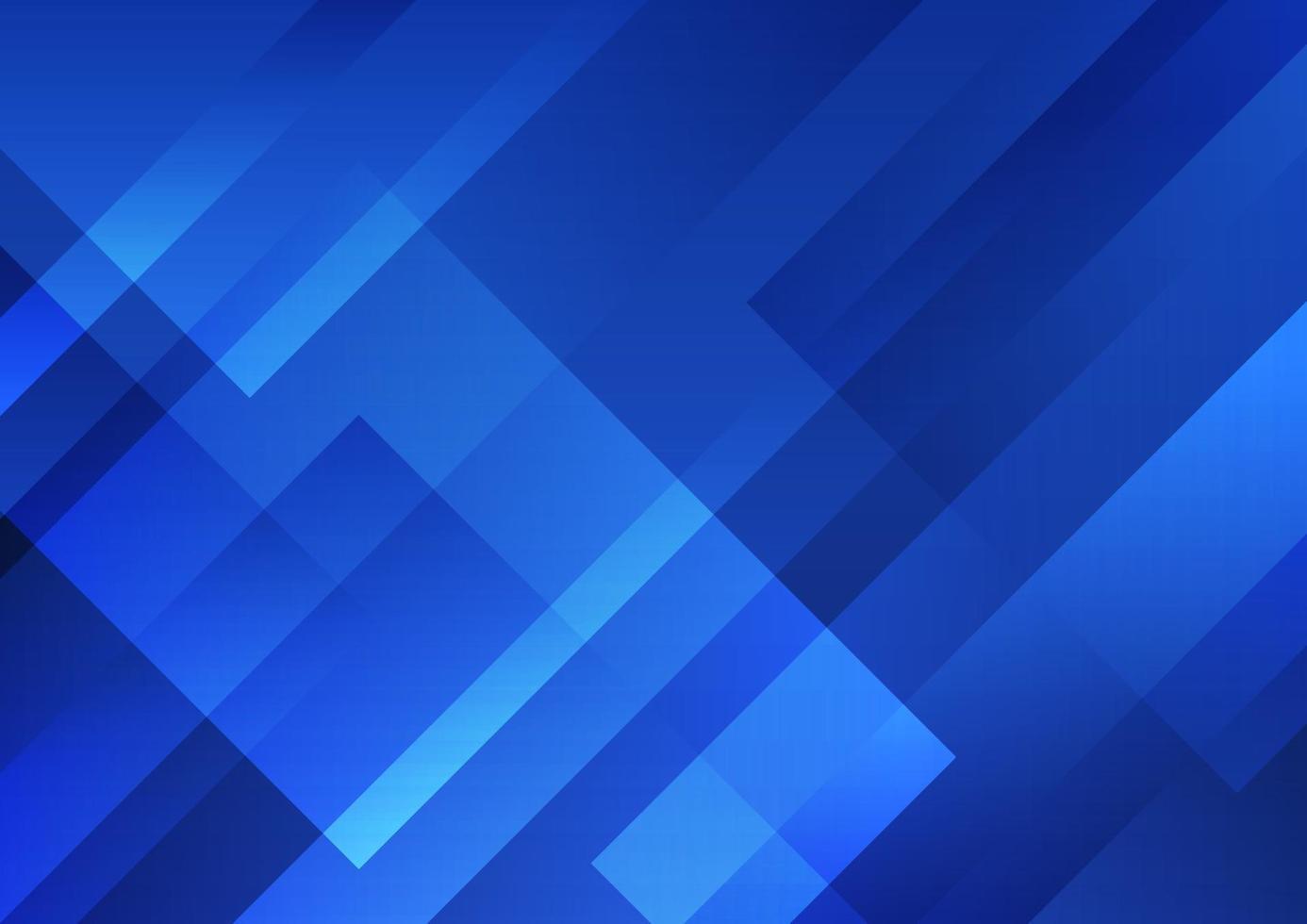 abstracte blauwe geometrische vorm overlay laag achtergrond technologie stijl. vector