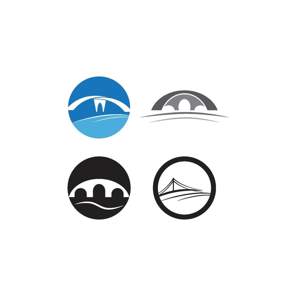 brug logo sjabloon vector