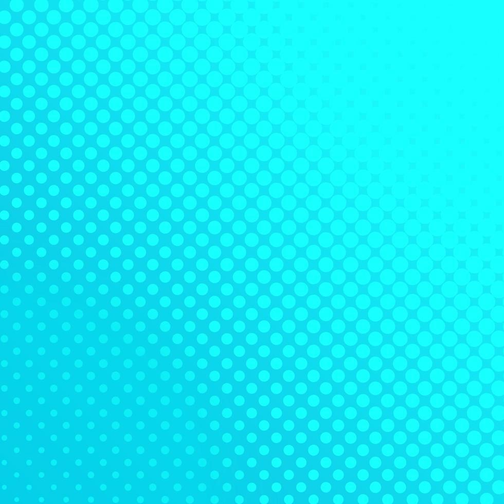 komische achtergrond. halftoon gestippeld retro patroon met cirkels, stippen, ontwerpelement voor webbanners, posters, kaarten, wallpapers, achtergronden, sites. pop-art stijl. vector illustratie. blauwe kleur