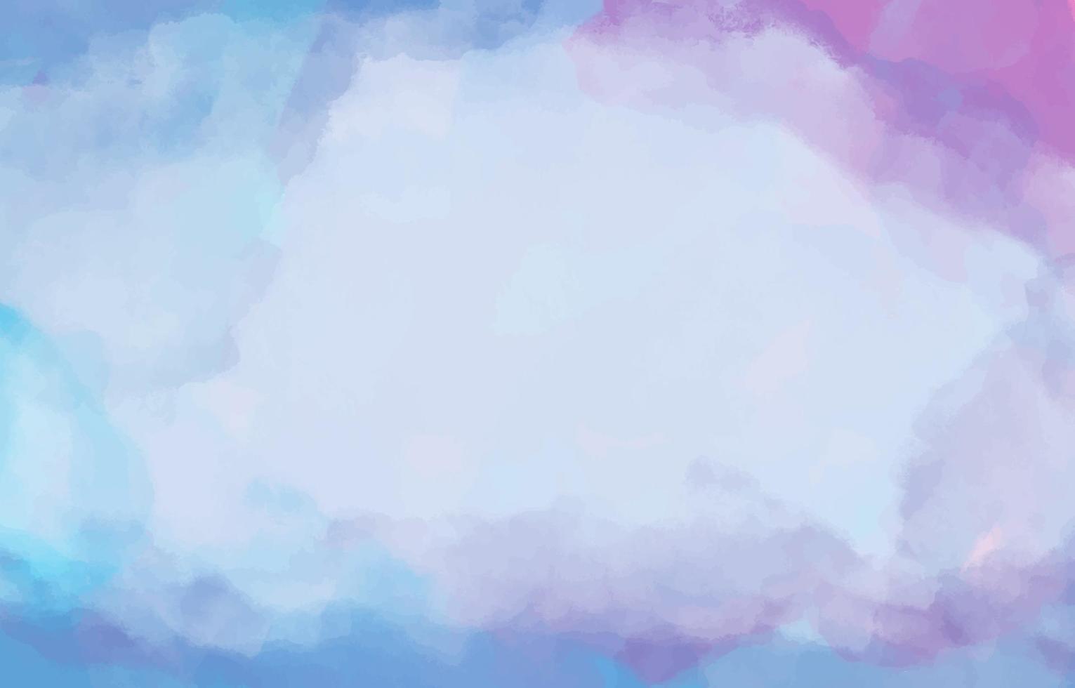 abstracte aquarel textuur achtergrond vector
