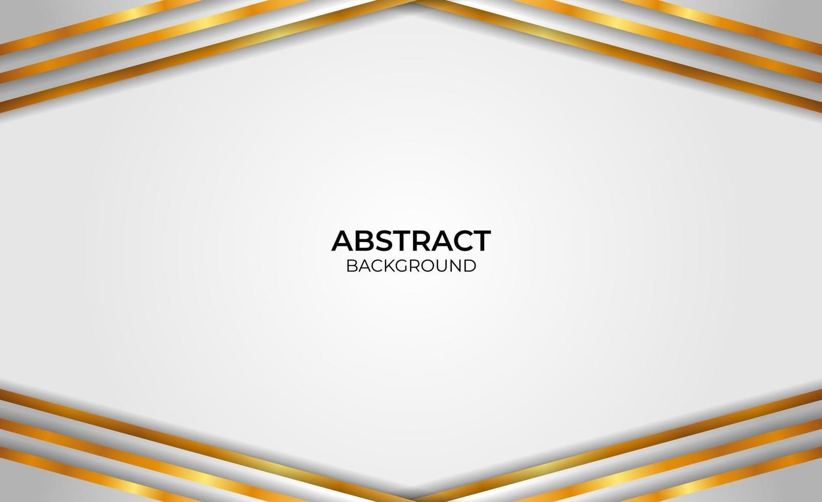 achtergrond gouden en grijze abstracte stijl vector