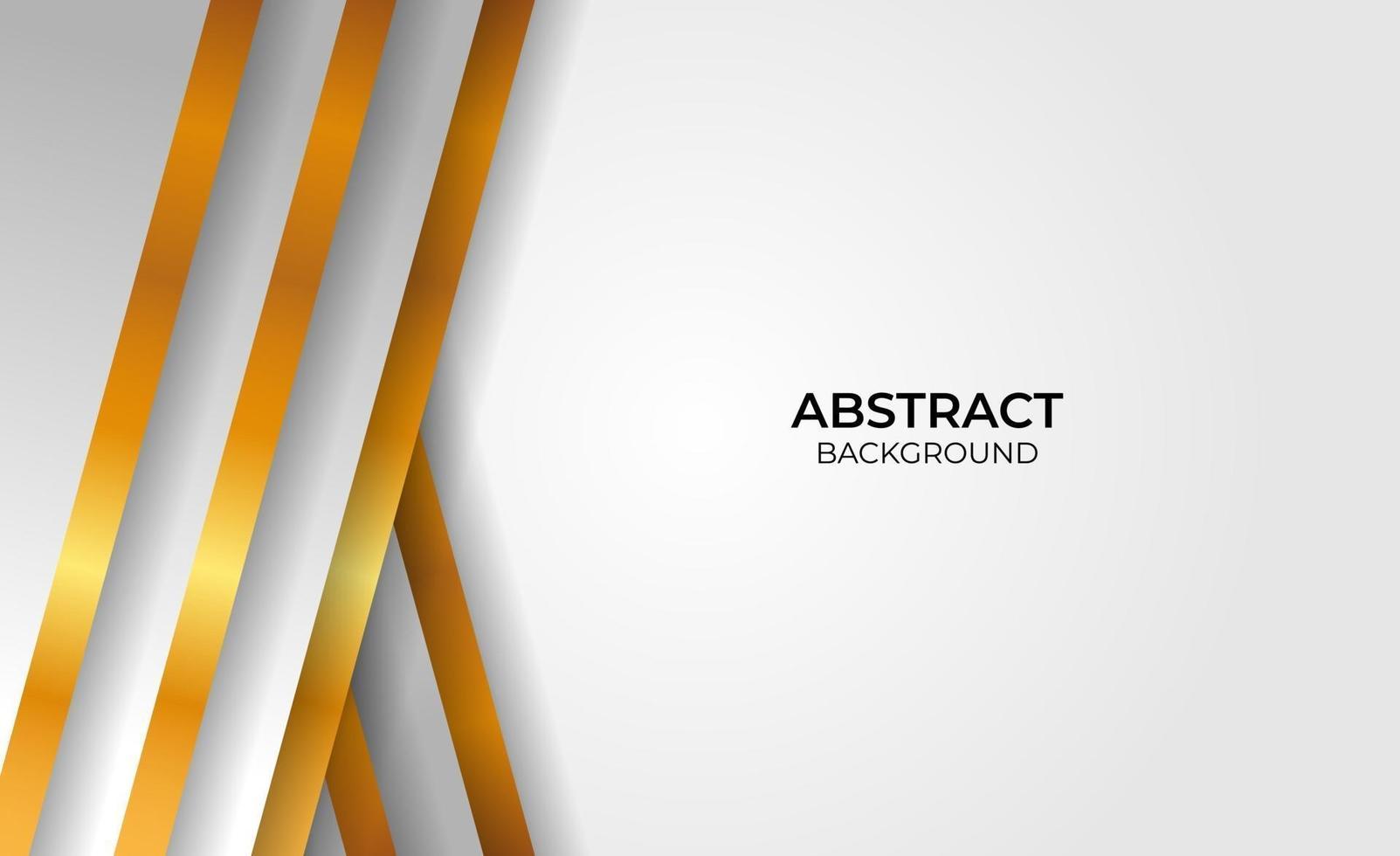 ontwerp abstracte geometrische gouden en grijze stijl vector