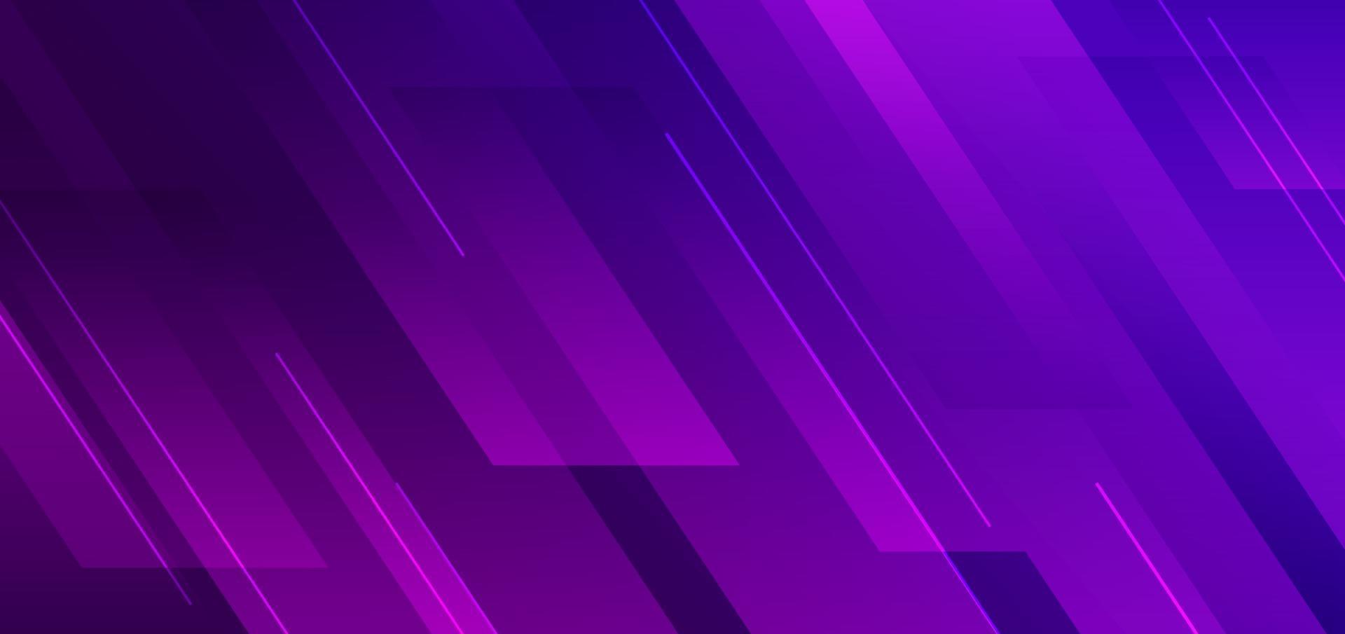 abstracte blauwe en roze gradiëntkleur diagonaal geometrisch met achtergrond van de lijn de moderne technologie. vector