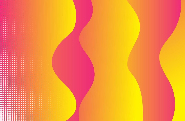 prachtige abstract gekleurde verlopen met beweging. het is een lichte en kleurrijke onscherpe achtergrond. vector