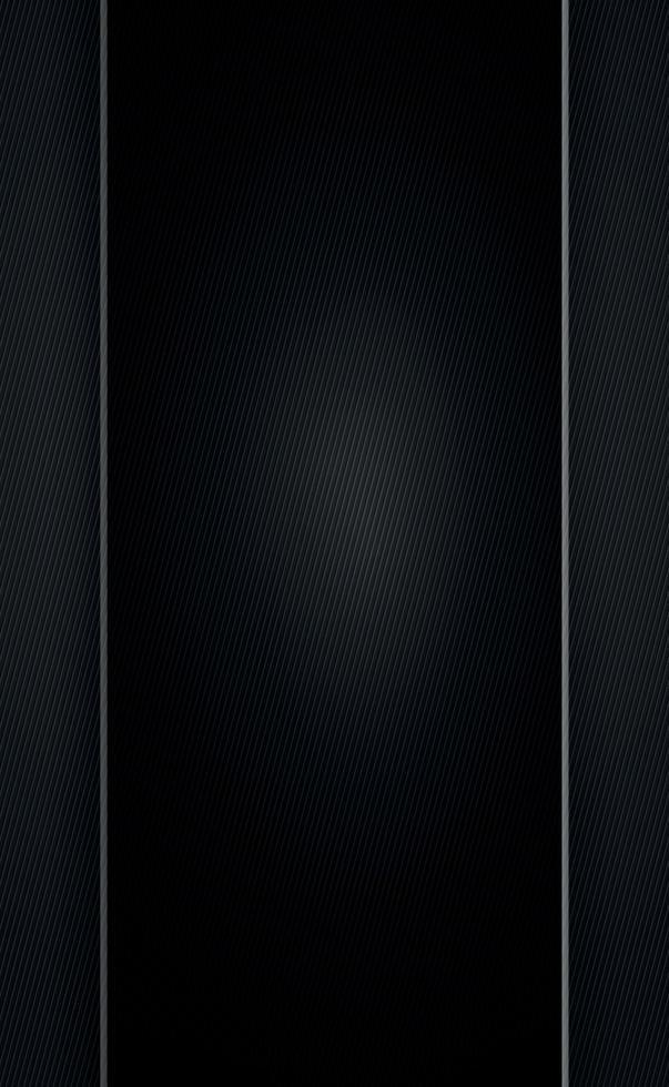 zwarte textuur polymeer composietmateriaal, donkere koolstof - vector