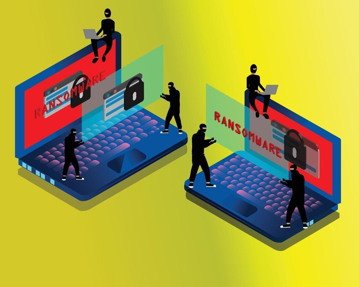 zwendel fraude nep nieuws ransomware vector