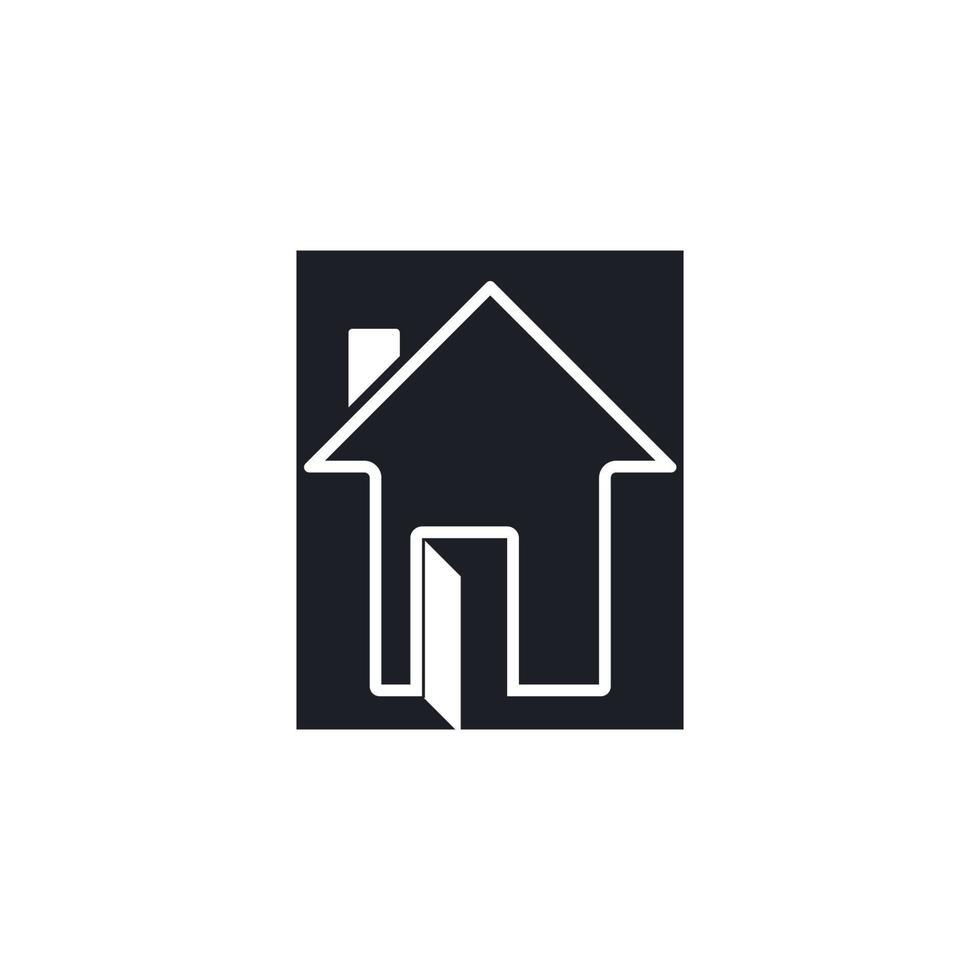 huis logo en symbool pictogram ontwerp vector