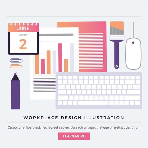Vector Designer elementen en items