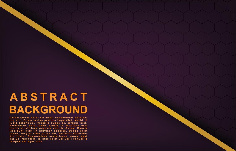 moderne abstracte ontwerp geometrische achtergrond. donkerrode achtergrond met geometrisch ontwerppatroon vector