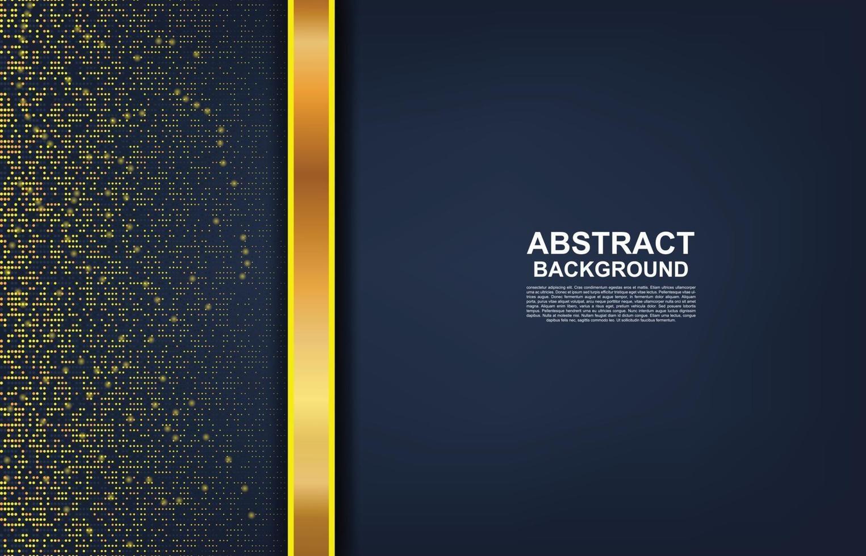 moderne achtergrond met glittereffect. moderne abstracte ontwerp geometrische achtergrond. abstracte geometrische achtergrond. vector 3d illustratie. vector illustratie eps 10