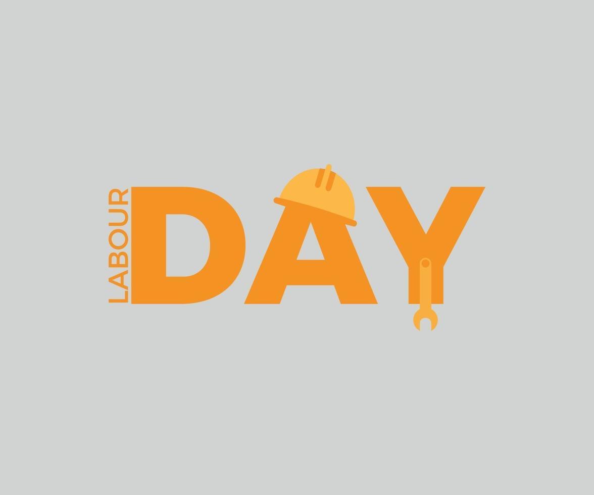 internationale dag van de arbeid vectorafbeelding vector
