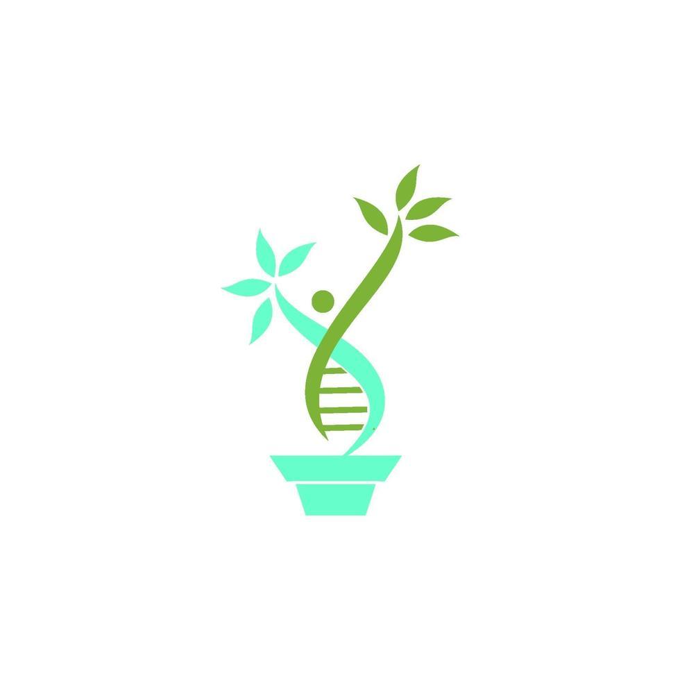 genetische gezondheid ontwerp illustratie pictogram concept vector