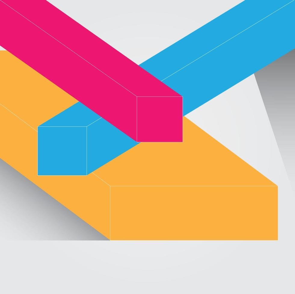 abstract ontwerp vector