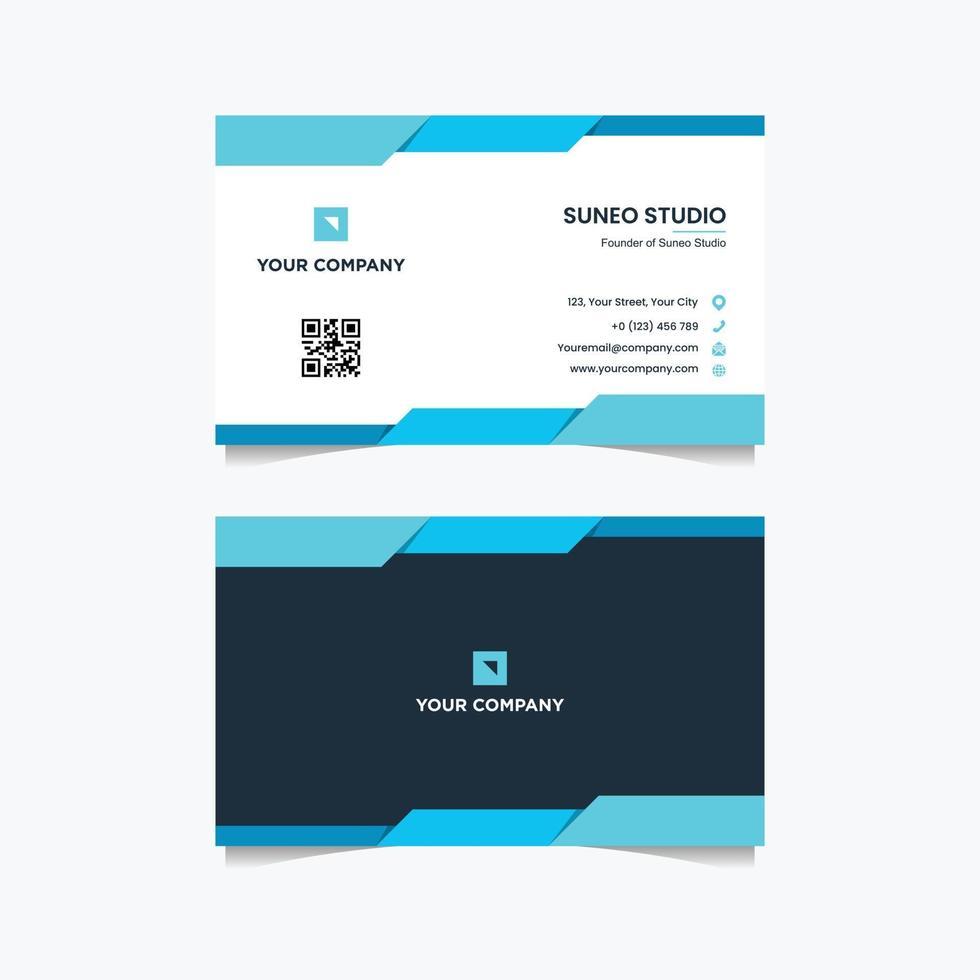 logo ontwerp visitekaartjes vector