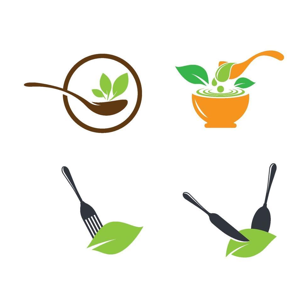 restaurant logo vectorillustratie vector