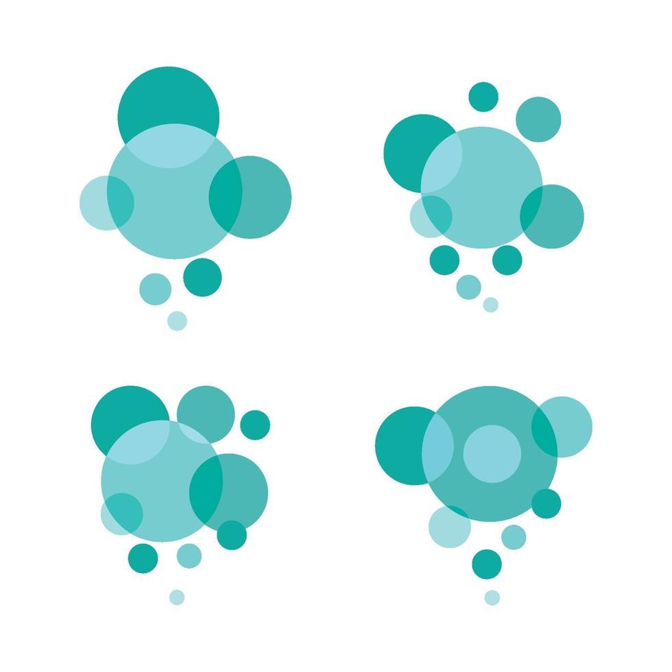 water bubble afbeeldingen illustratie vector