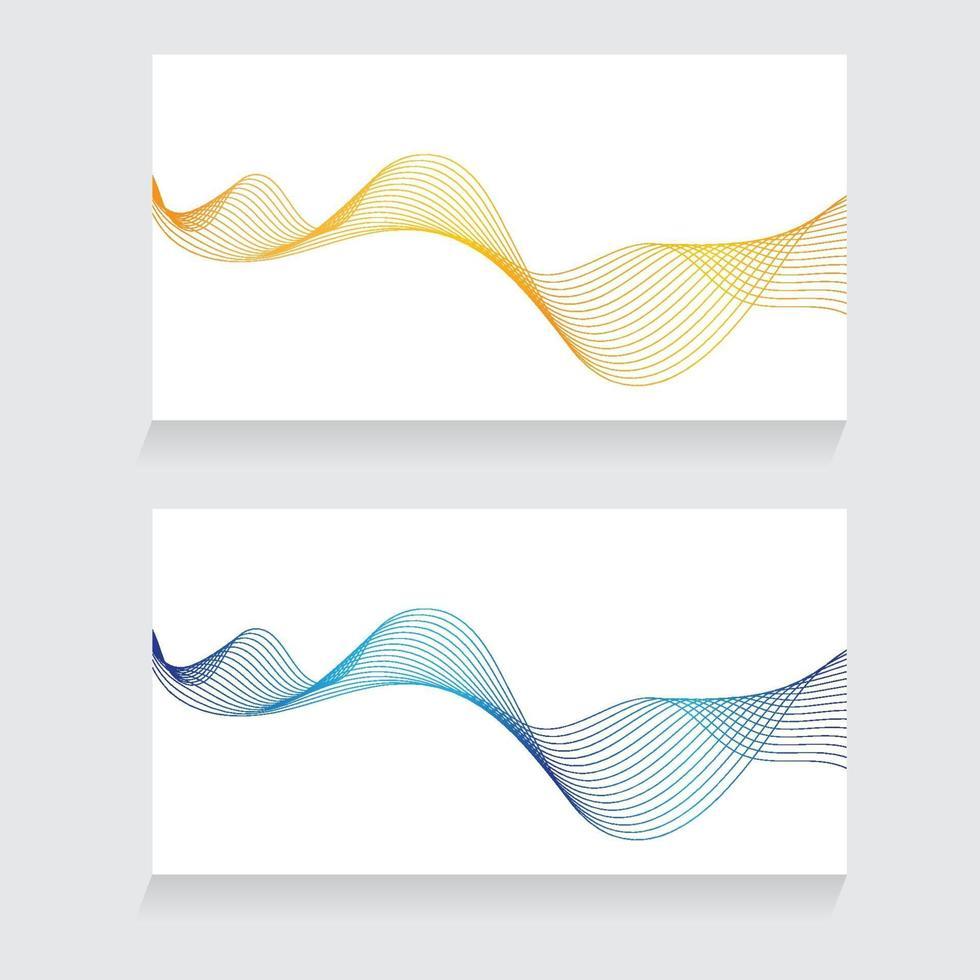 abstracte banner achtergrond vector