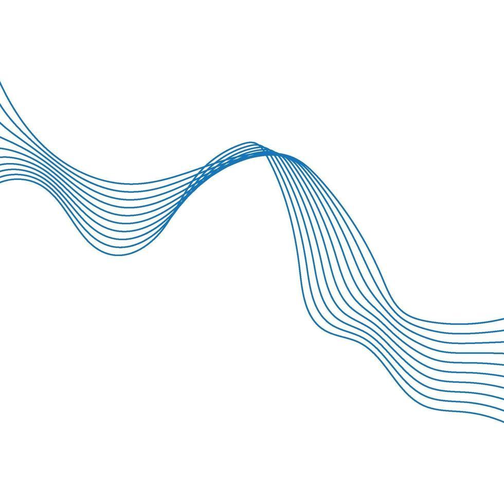 wave line afbeeldingen vector