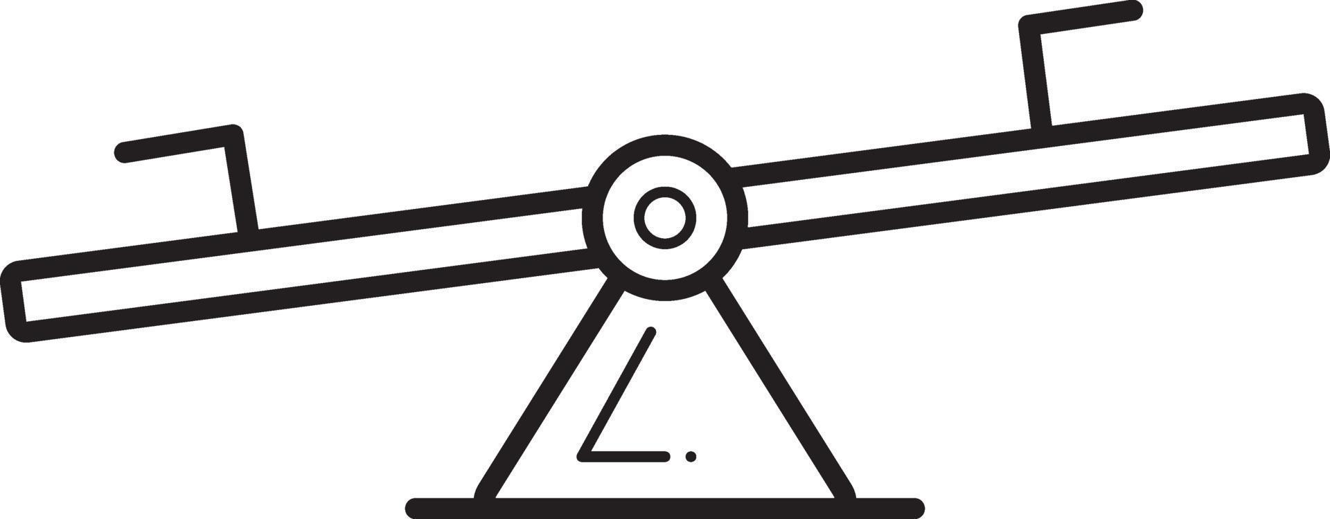 lijnpictogram voor wip vector