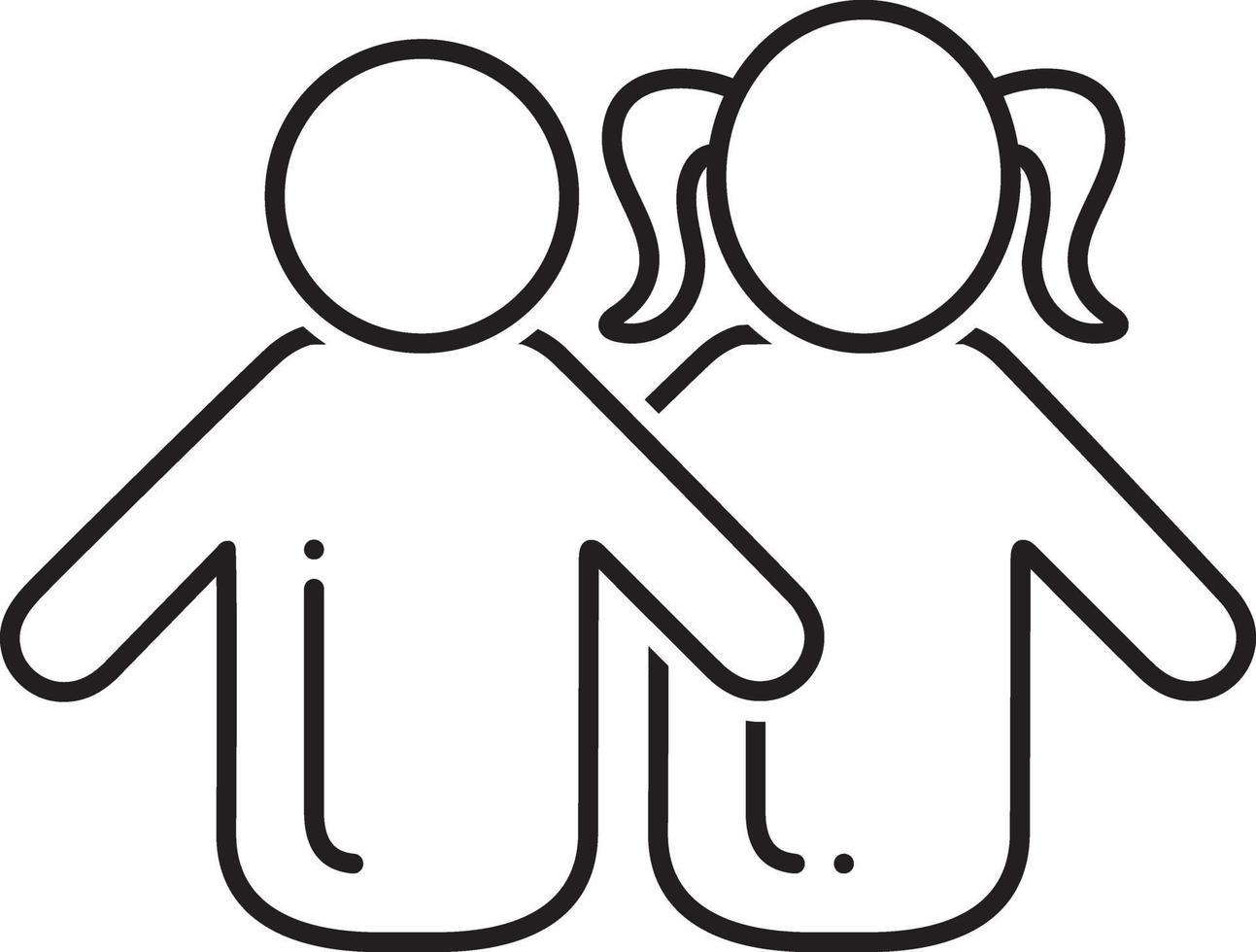 leeuw pictogram voor kinderen vector