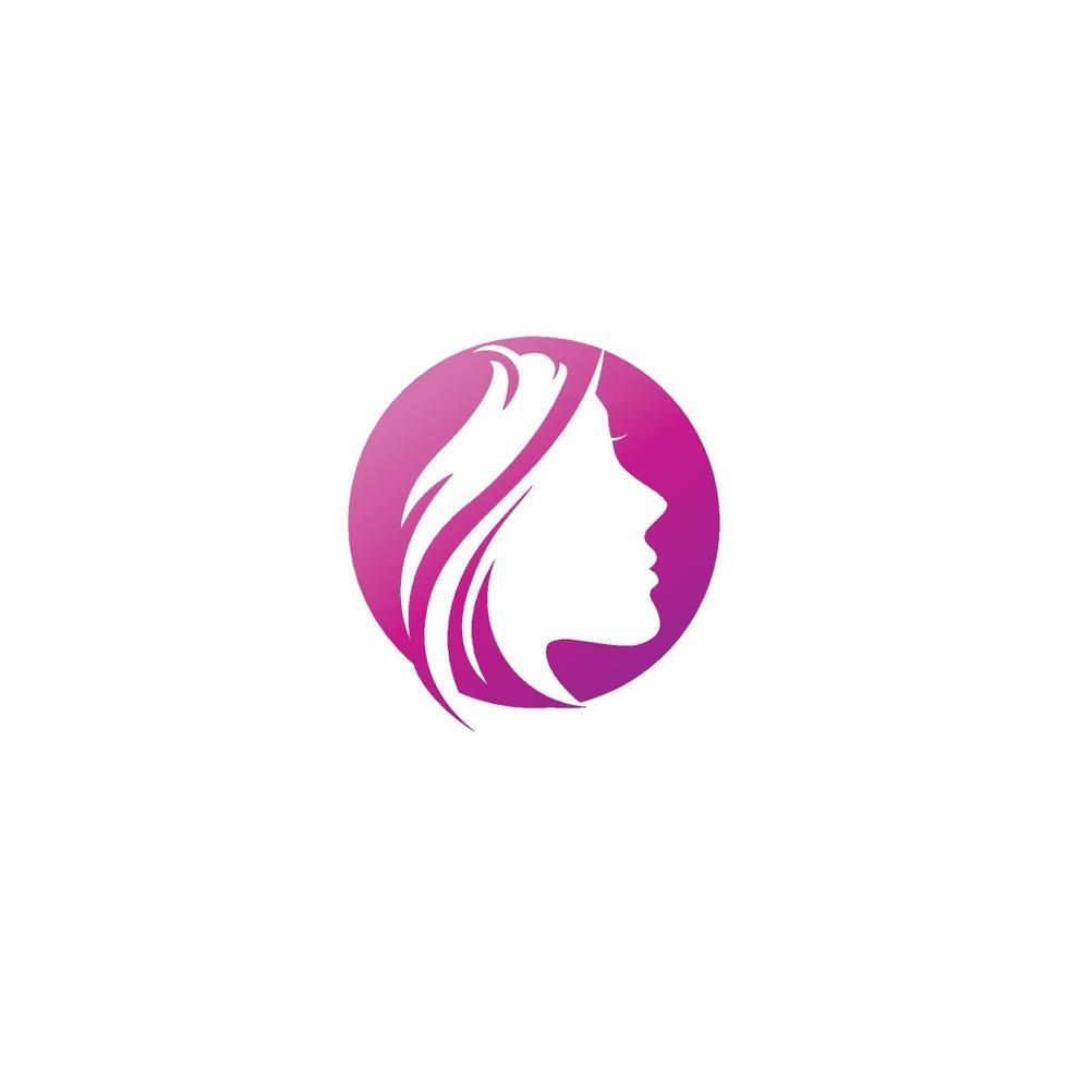 beauty spa logo vector symbool