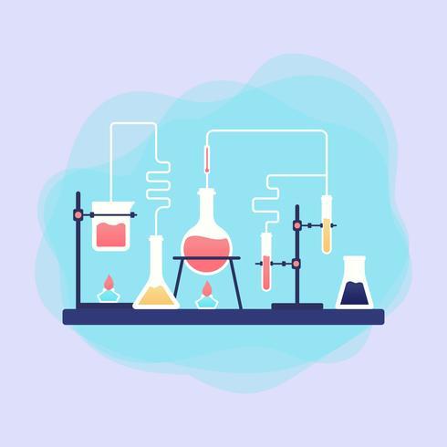 Chemie Vector