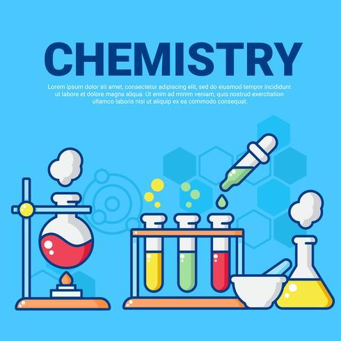 Chemie 1 vector