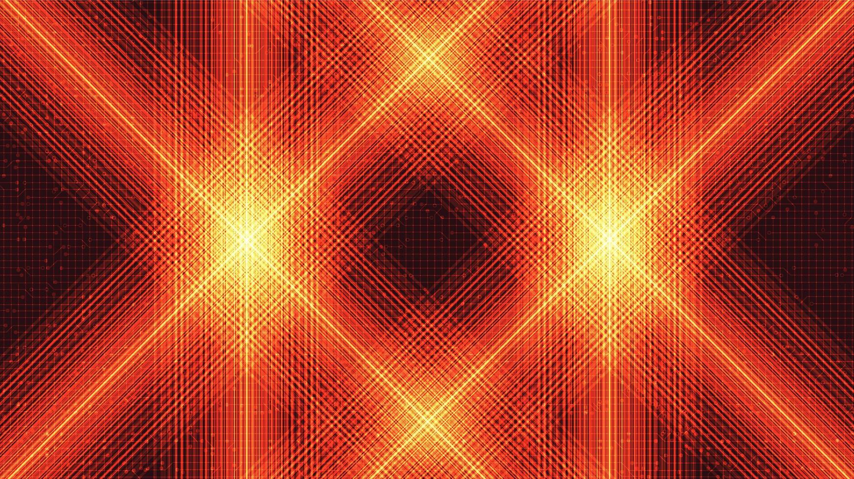 elektronische lichttechnologieachtergrond, hi-tech en internetconceptontwerp, vrije ruimte voor ingevoerde tekst, vectorillustratie. vector