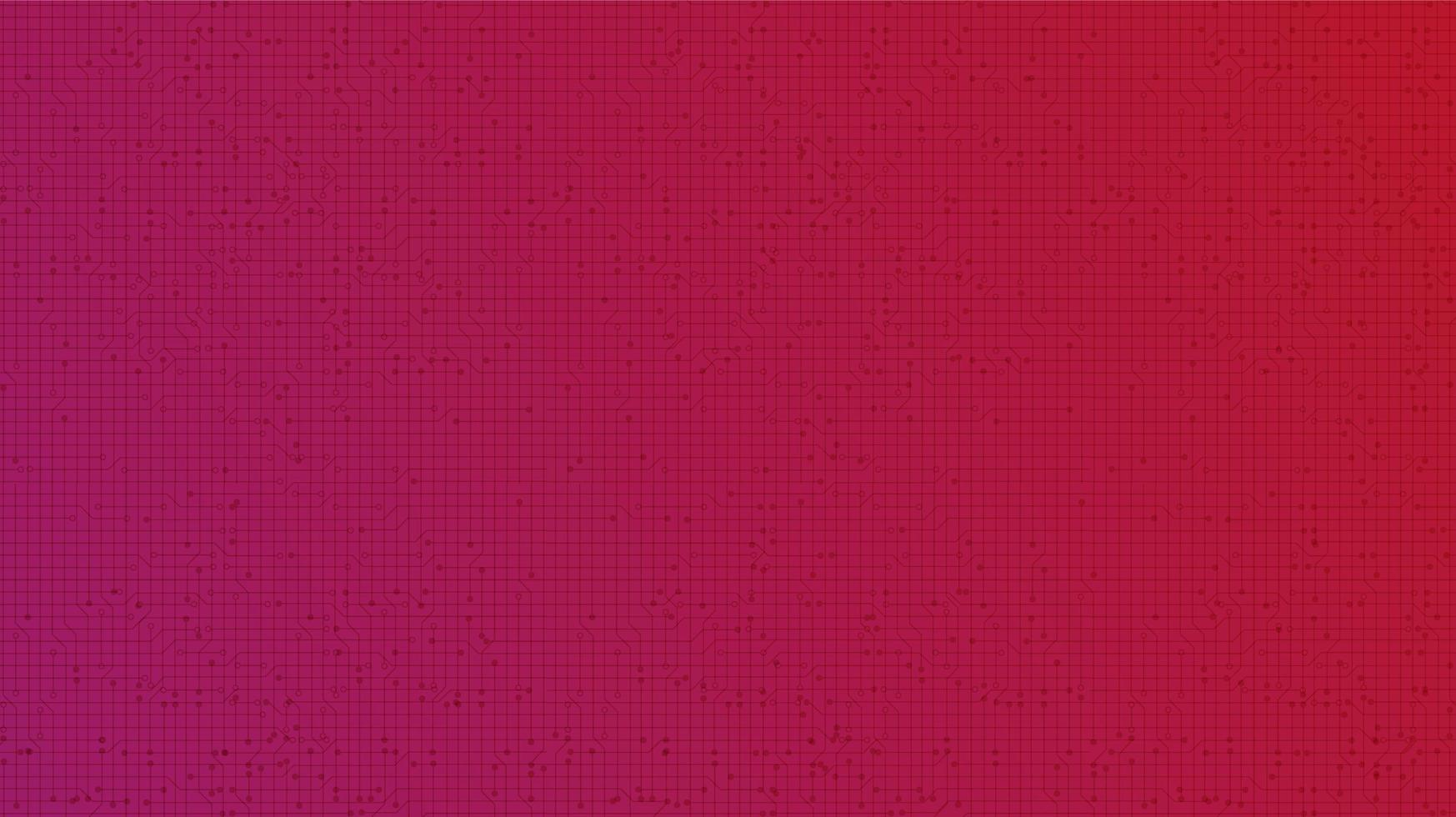 abstact roze technische achtergrond vector