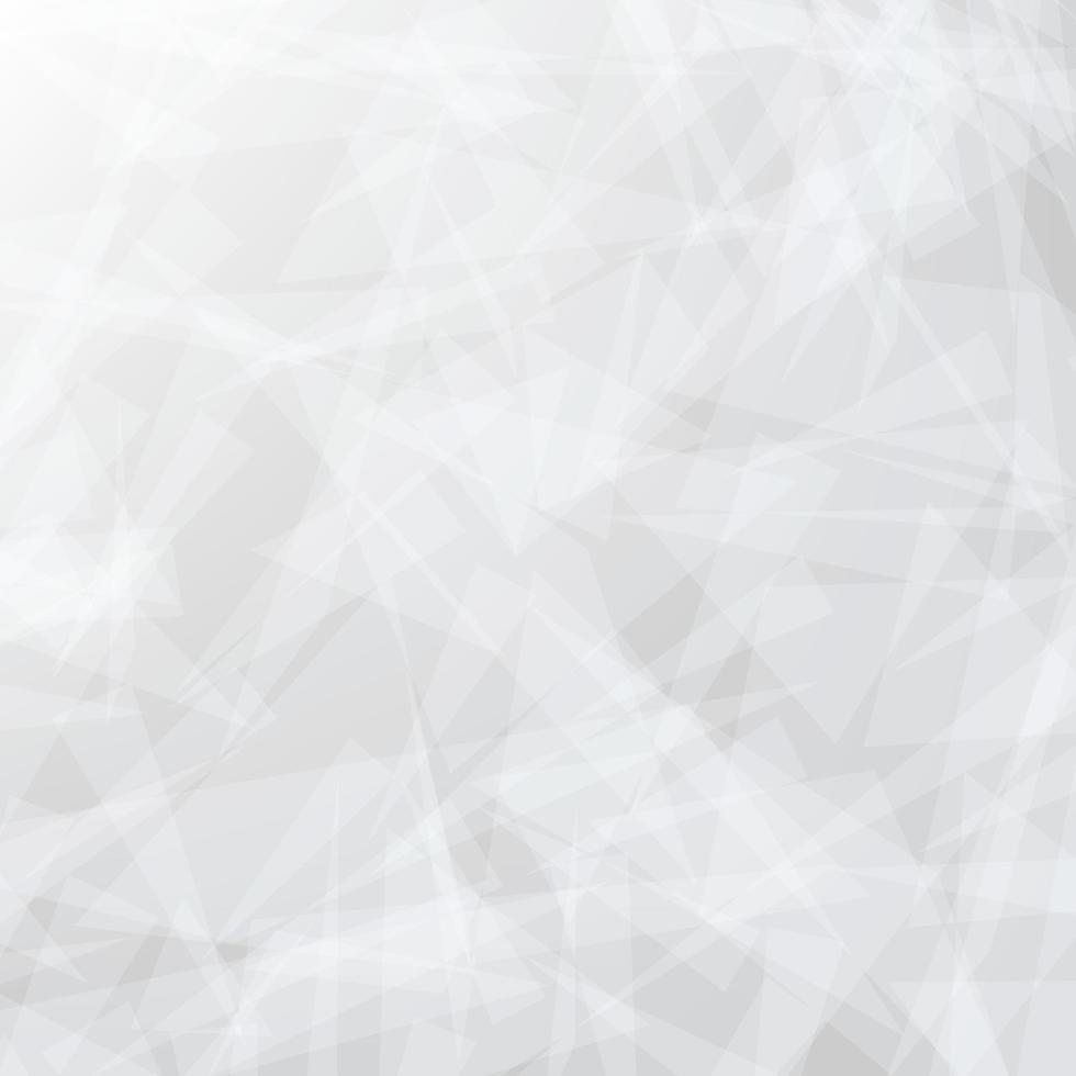 grijs abstract ontwerp als achtergrond dat er verfrommeld uitziet als papier. vector