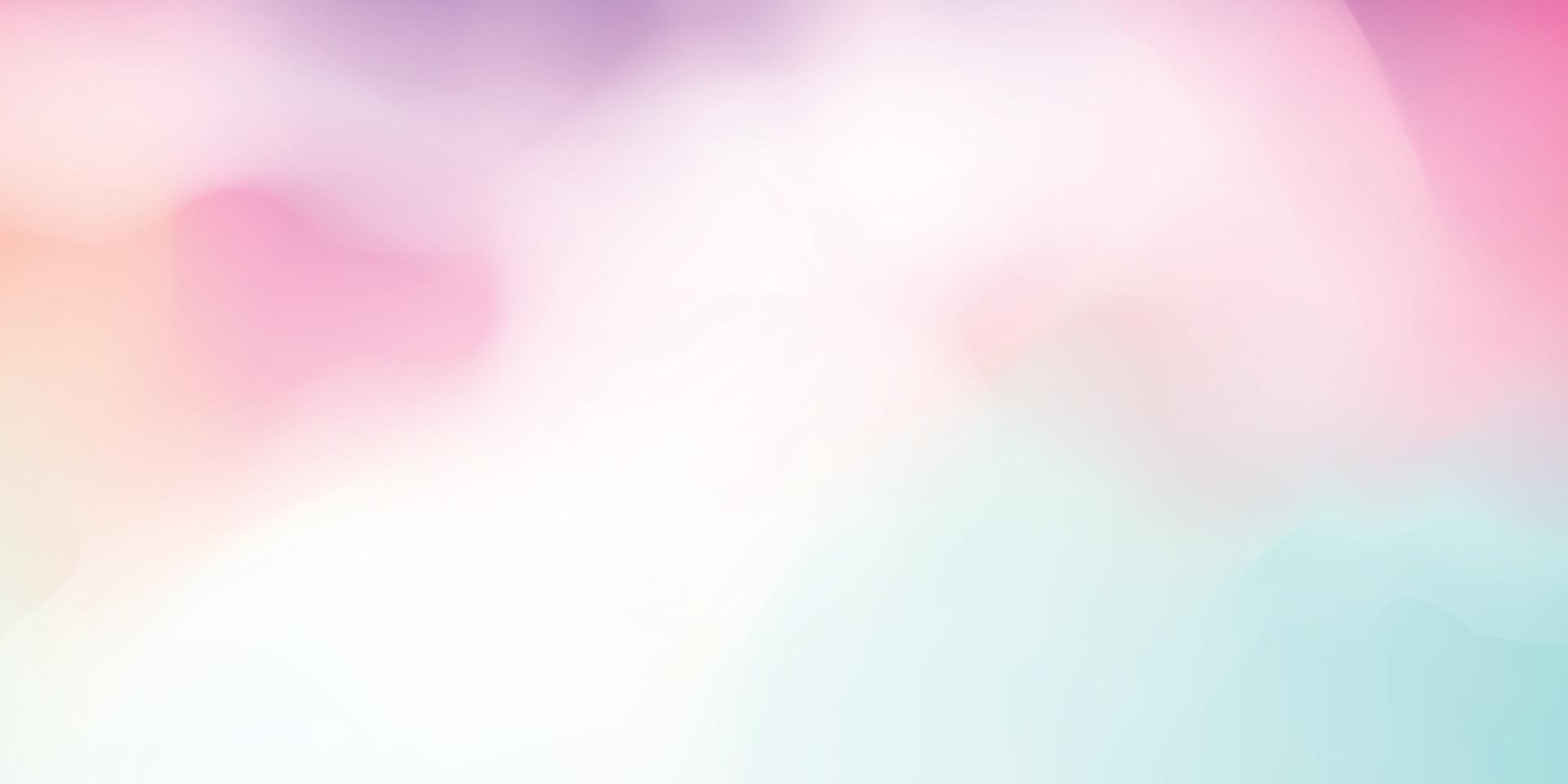 abstract pastel kleurrijk verloop achtergrondconcept voor uw grafisch kleurrijk ontwerp, vector