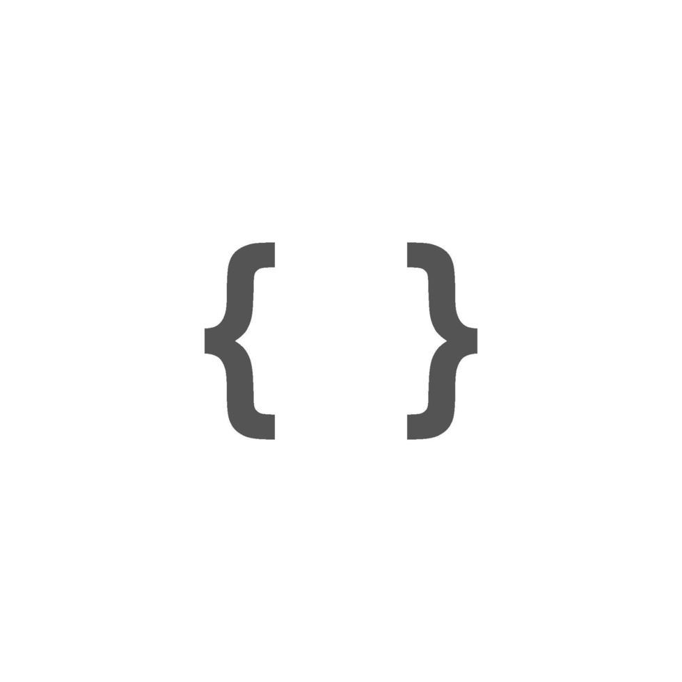 accolades karakter geïsoleerde pictogram vector