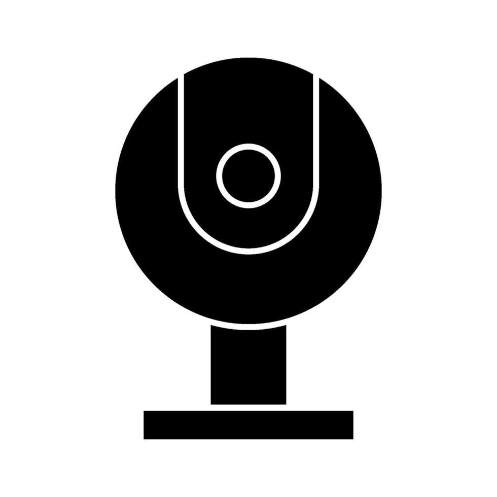 webcam vector pictogram