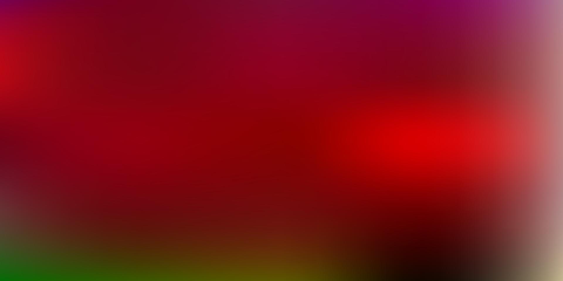 lichtroze, groene vector onscherpe achtergrond.