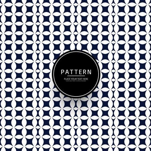 Geometrische patroon abstracte achtergrond vector