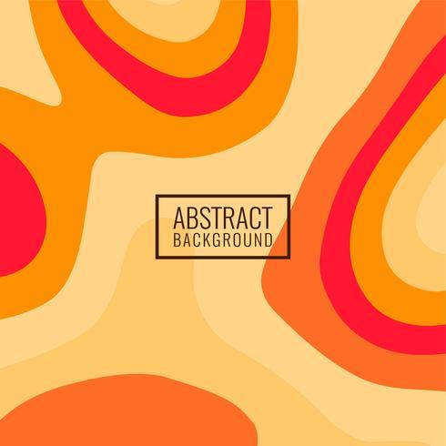Abstracte kleurrijke papercut moderne achtergrond vector