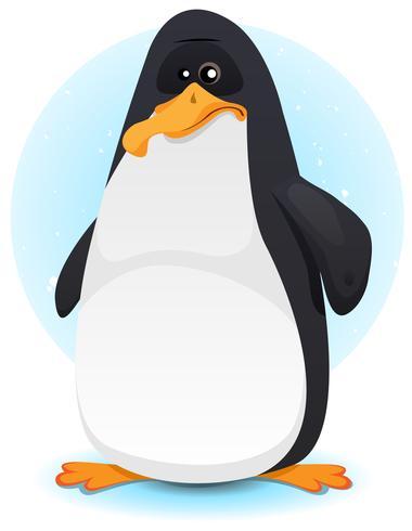 Schattig Penguin karakter vector